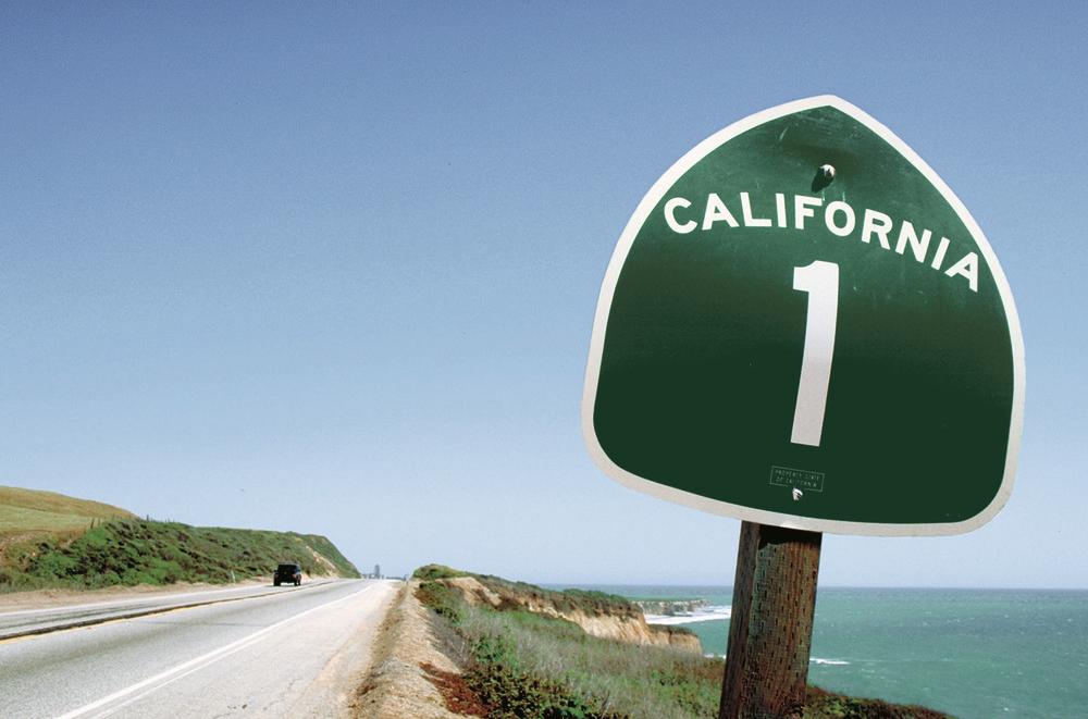 California Highway 1