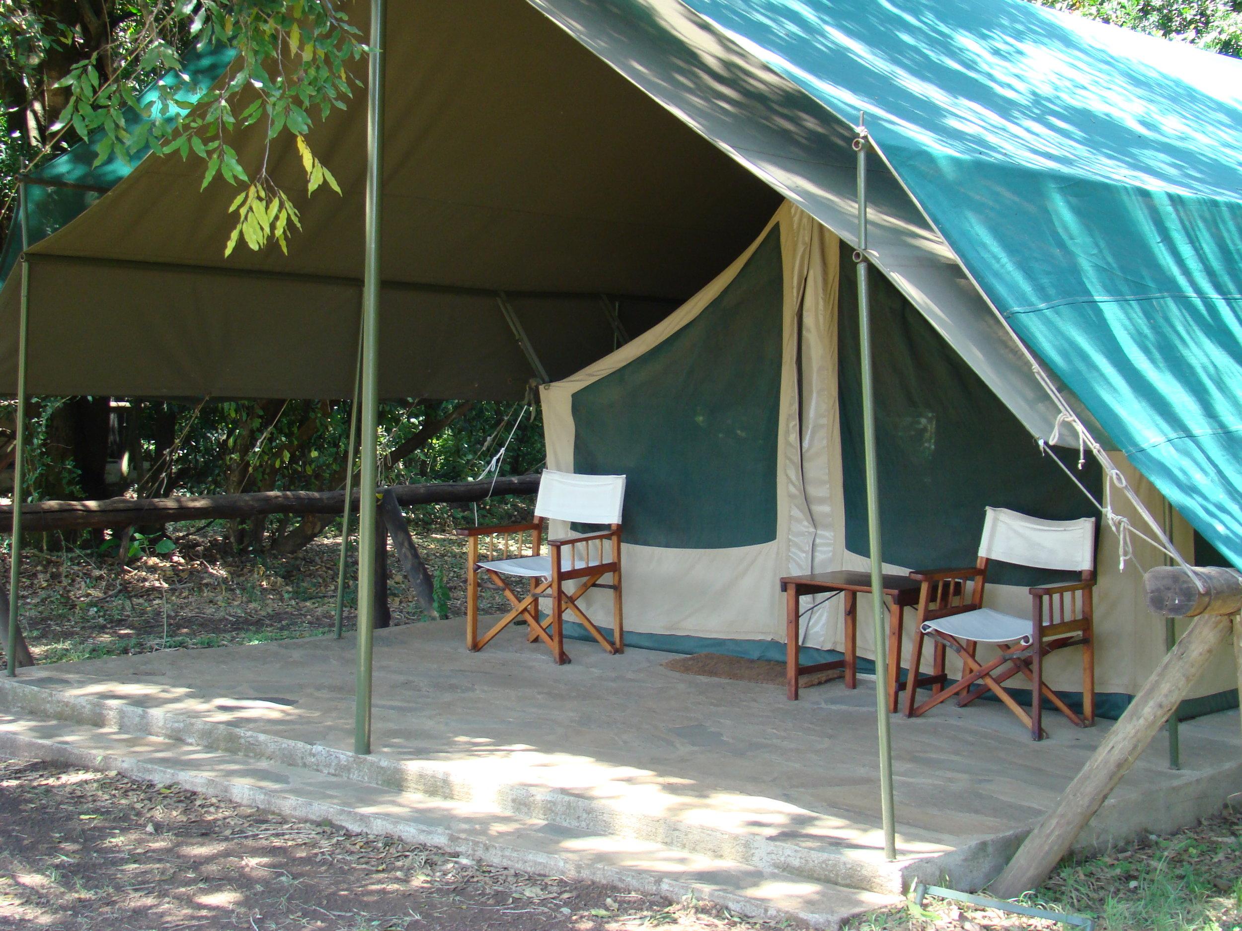 Govenors Main Camp