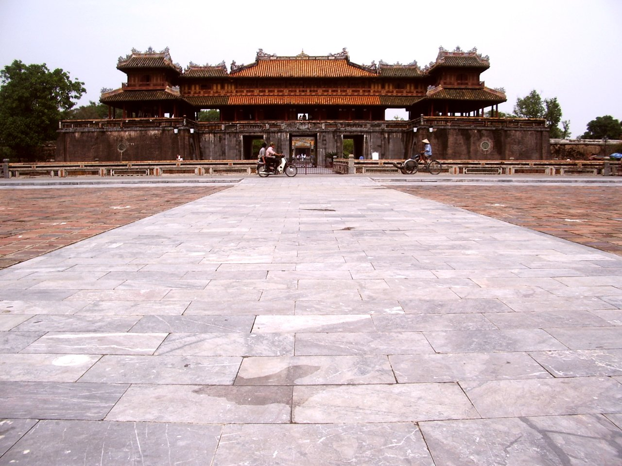 Temples of Hue