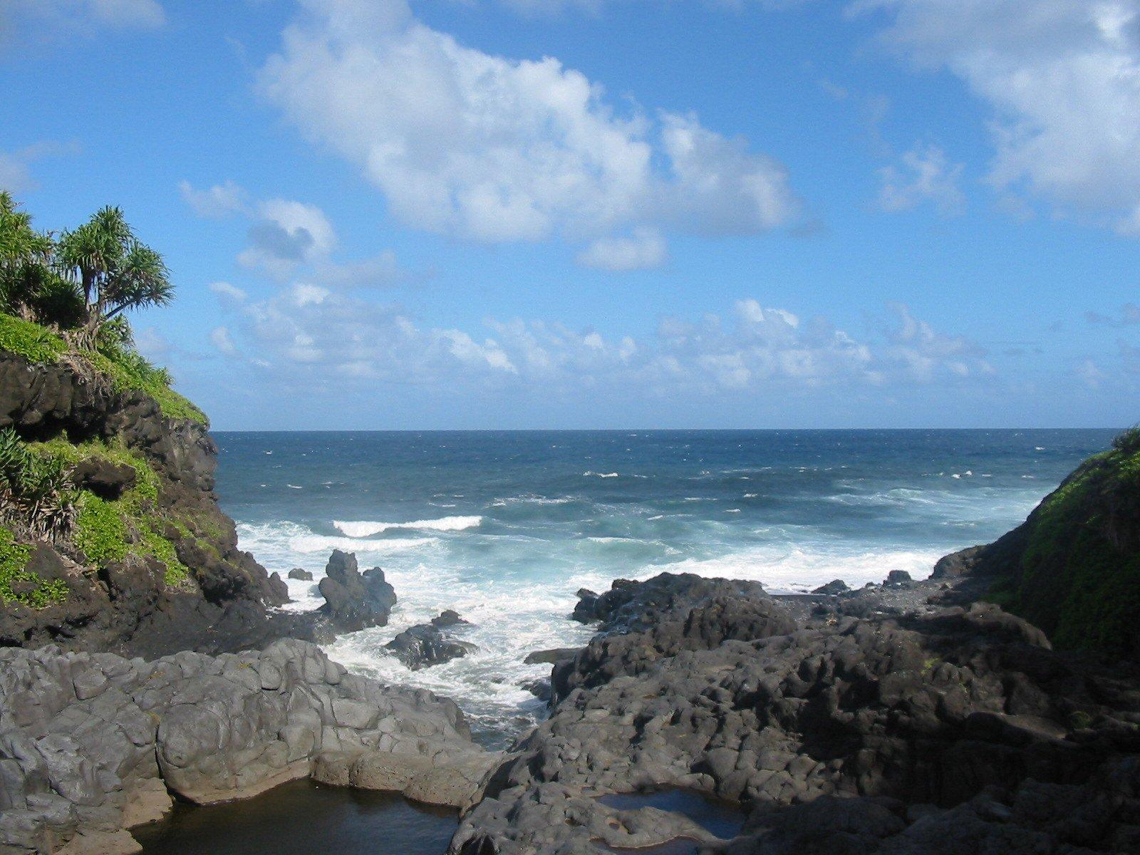 Maui - End of 7 Pools