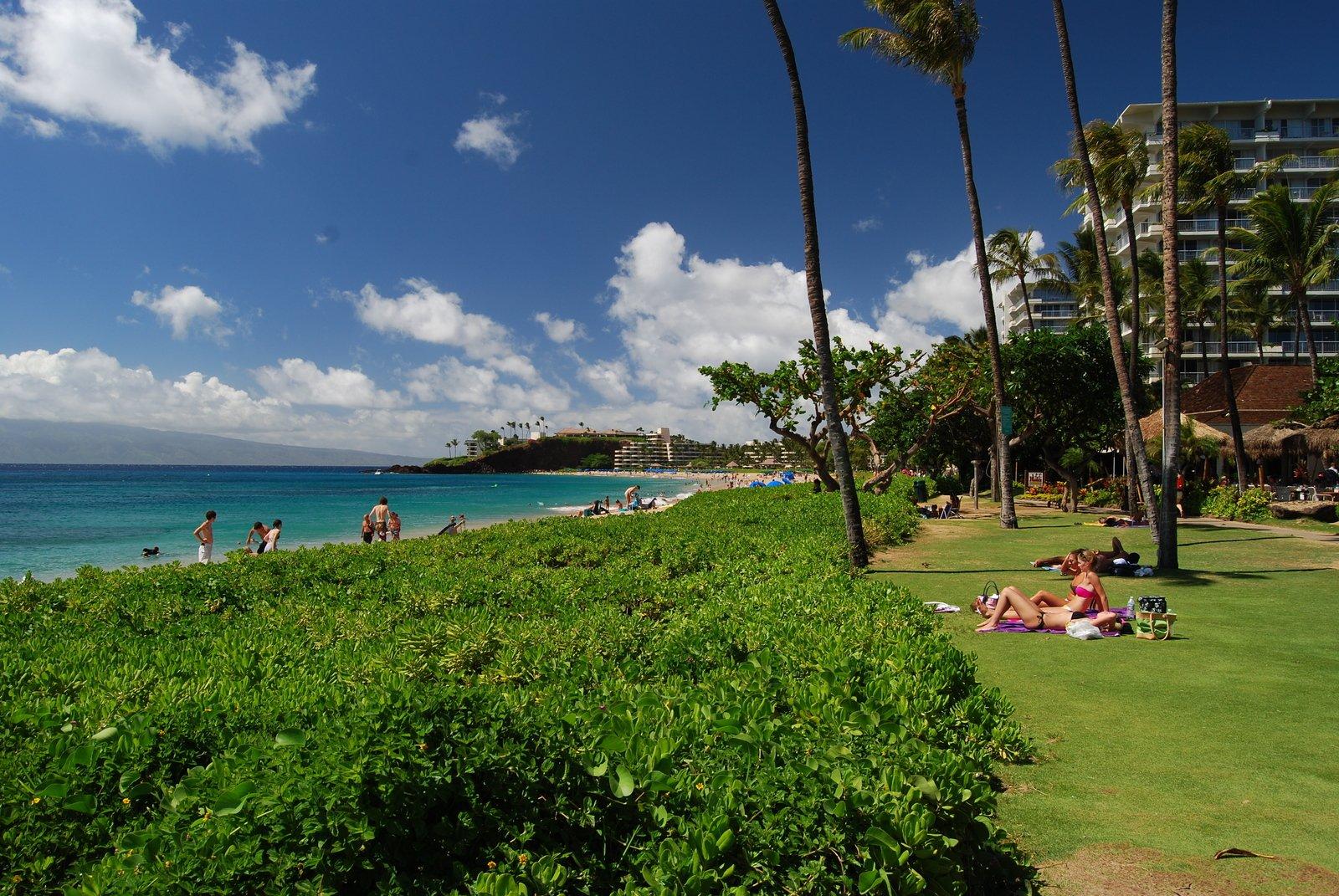 Kaanapali Beach Maui