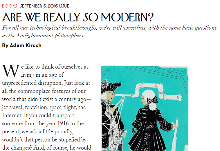 Click to read the article, via  The New Yorker