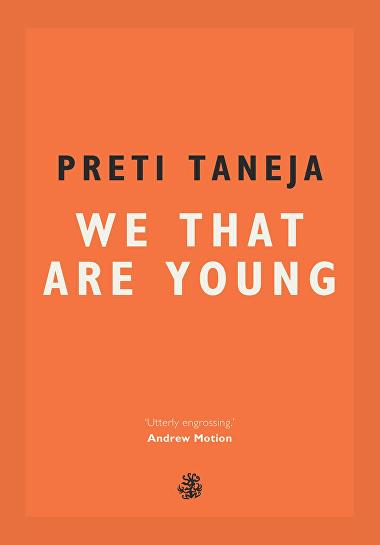 Preti Taneja WE THAT ARE YOUNG cover.png