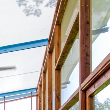 Olmos Park Screened Porch