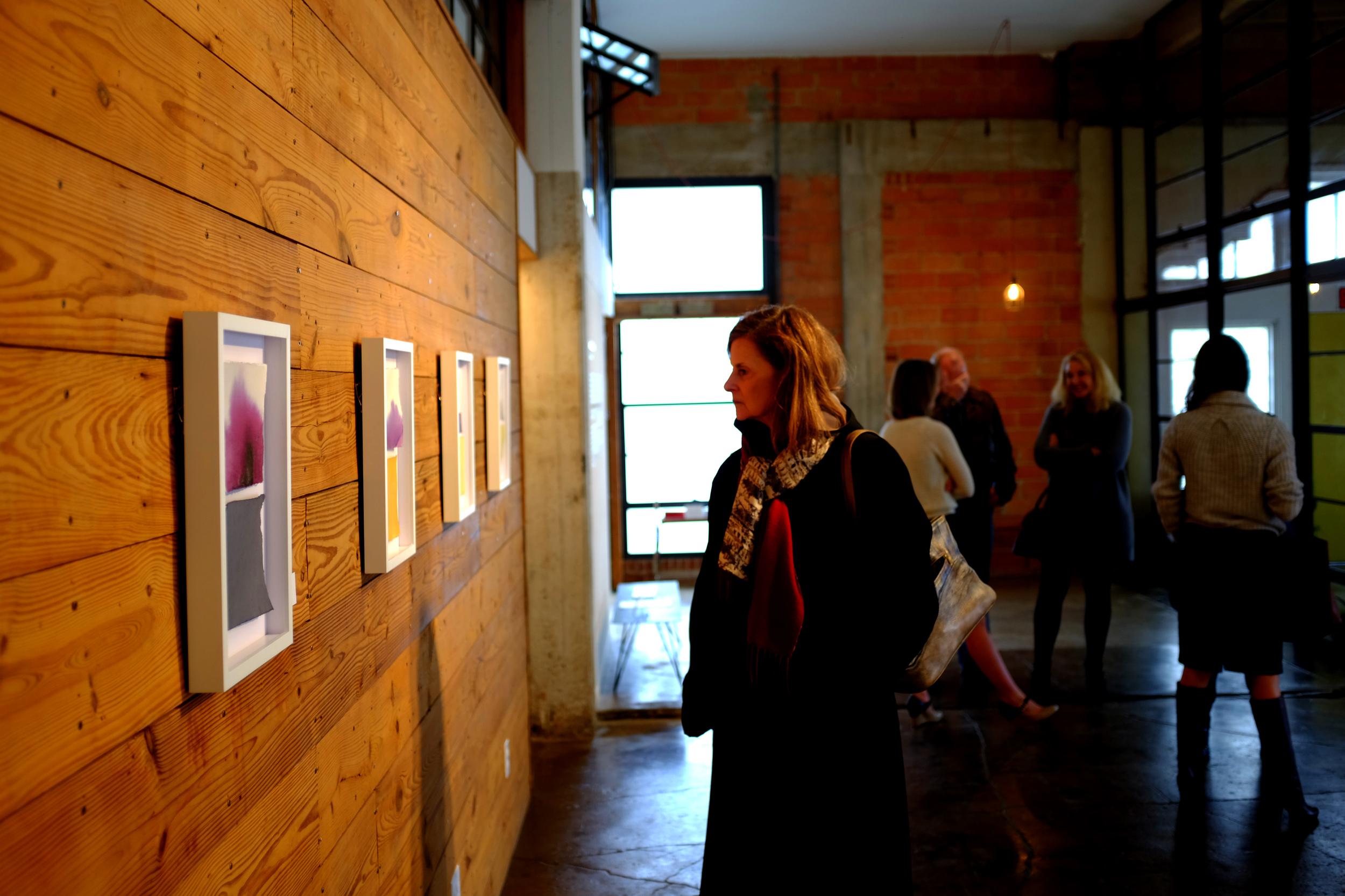 Cornelia White Swann: Fugitive Color I
