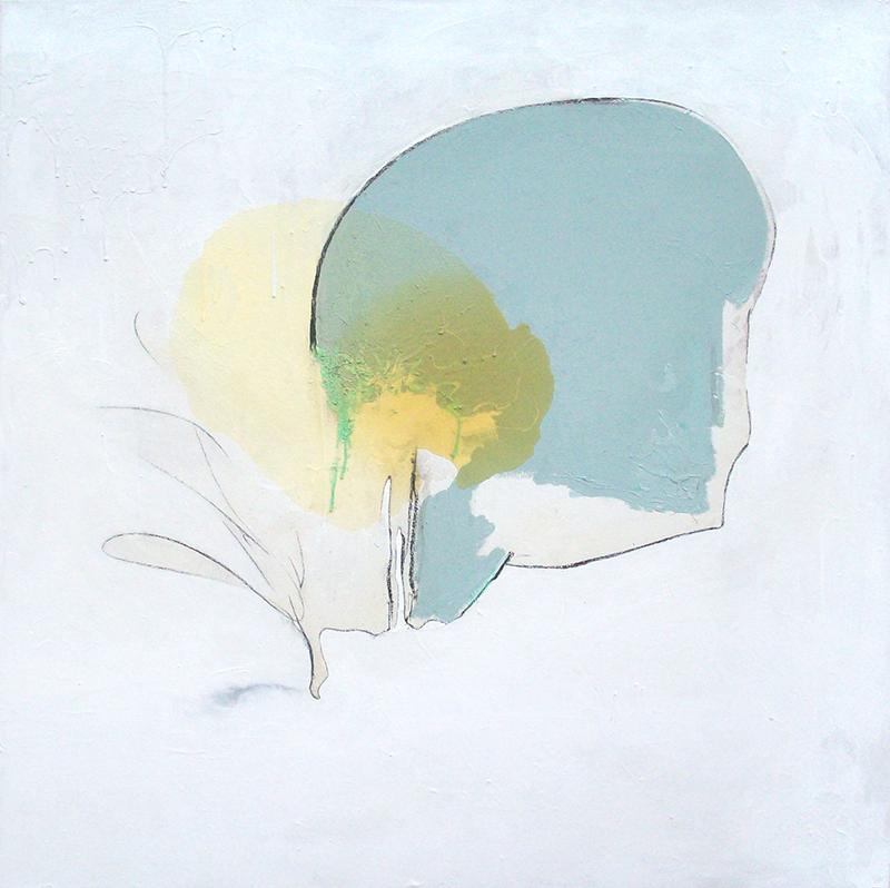 Jaelah Kuehmichel, Untitled Puddle, 2012.