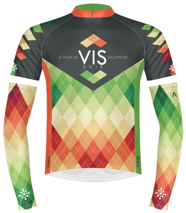Velo Club de VIS - club colours 2016 -V3.