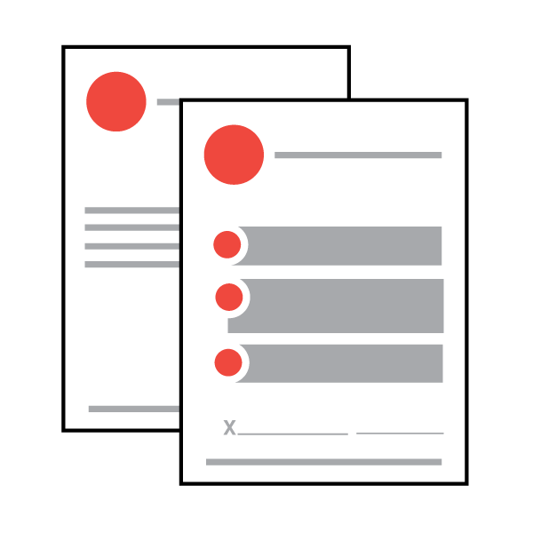 INTERNAL FORMS, CONTRACTS & INVOICES
