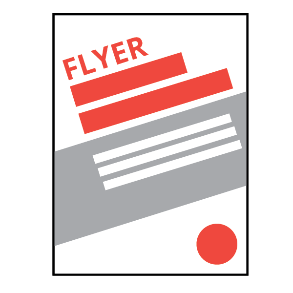 FLYERS & ADS