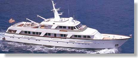 The largest boat I worked on was Motor Yacht Halcyon, a 142' Feadship. I was the boatswain, one of a crew of 8 who lived aboard year round. I held this position from 1999-2000.