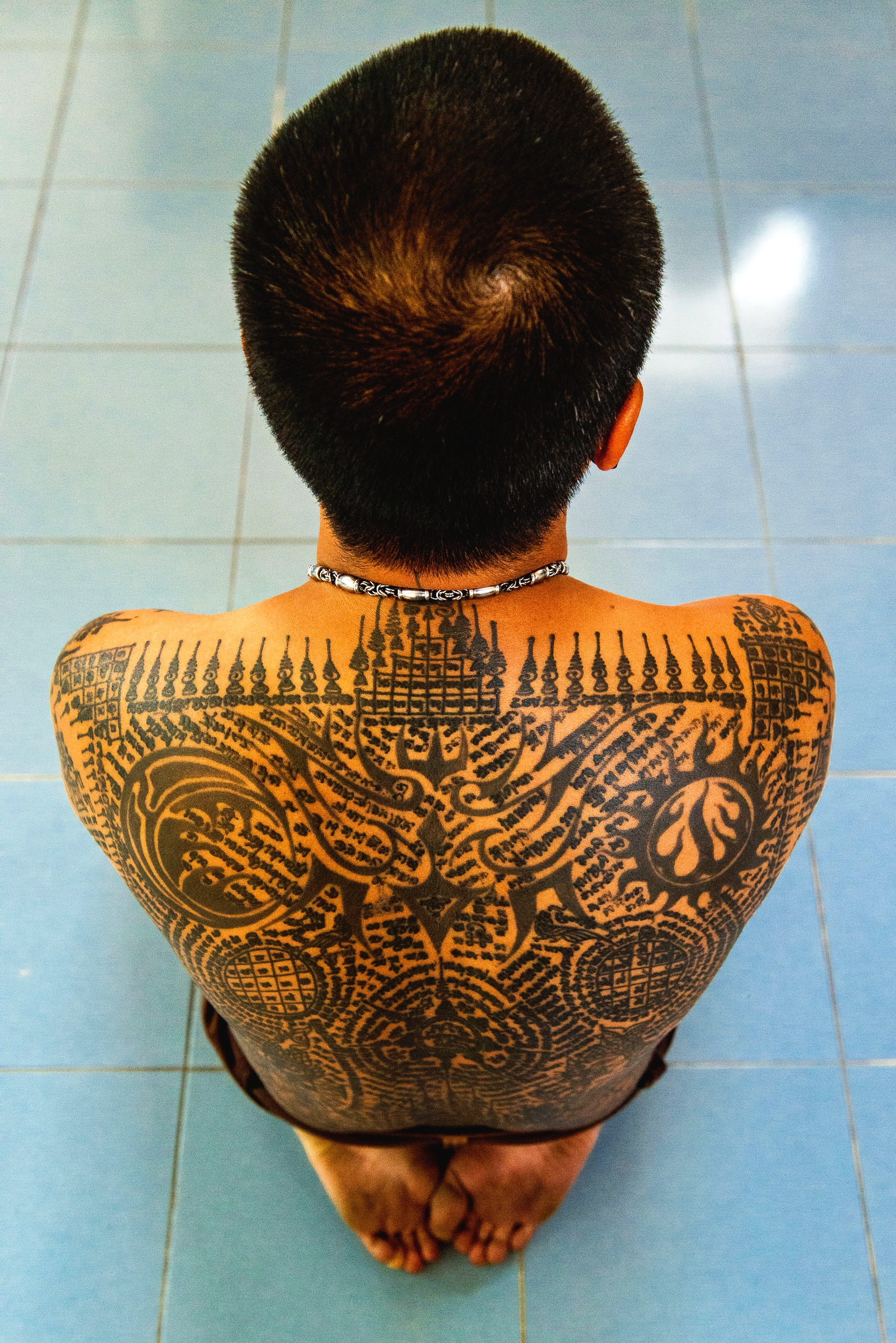 TRADITIONAL TATTOO/CULTURE TRIP -