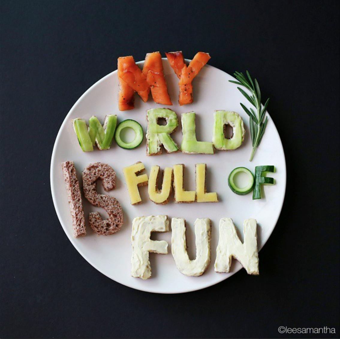 My World is Full of Fun!