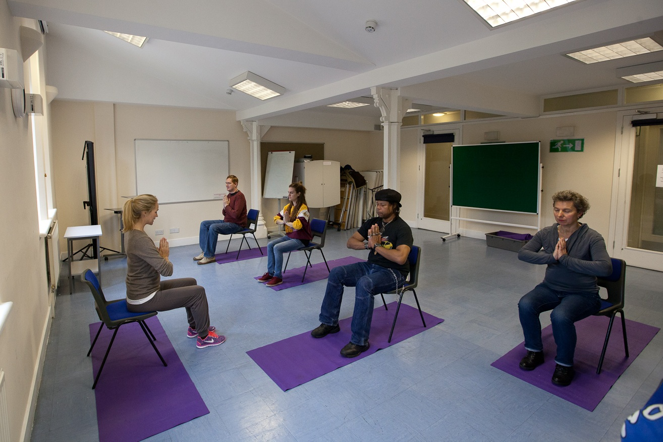 Yoga - We believe that yoga, breathing techniques and meditation have the capacity to bring about profound improvements in wellbeing, physical health and quality of life. Not only do these sessions inspire balance and tranquillity from within, but allow our members to gain a positive connection with their bodies and physical limitations.