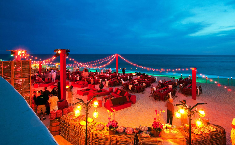 Beach Party Los Cabos, Mexico