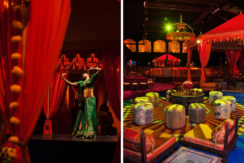 Bollywood Themed Event Los Angeles, California