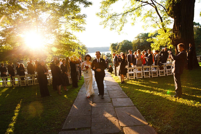 Wedding Annondale-on-Hudson, New York