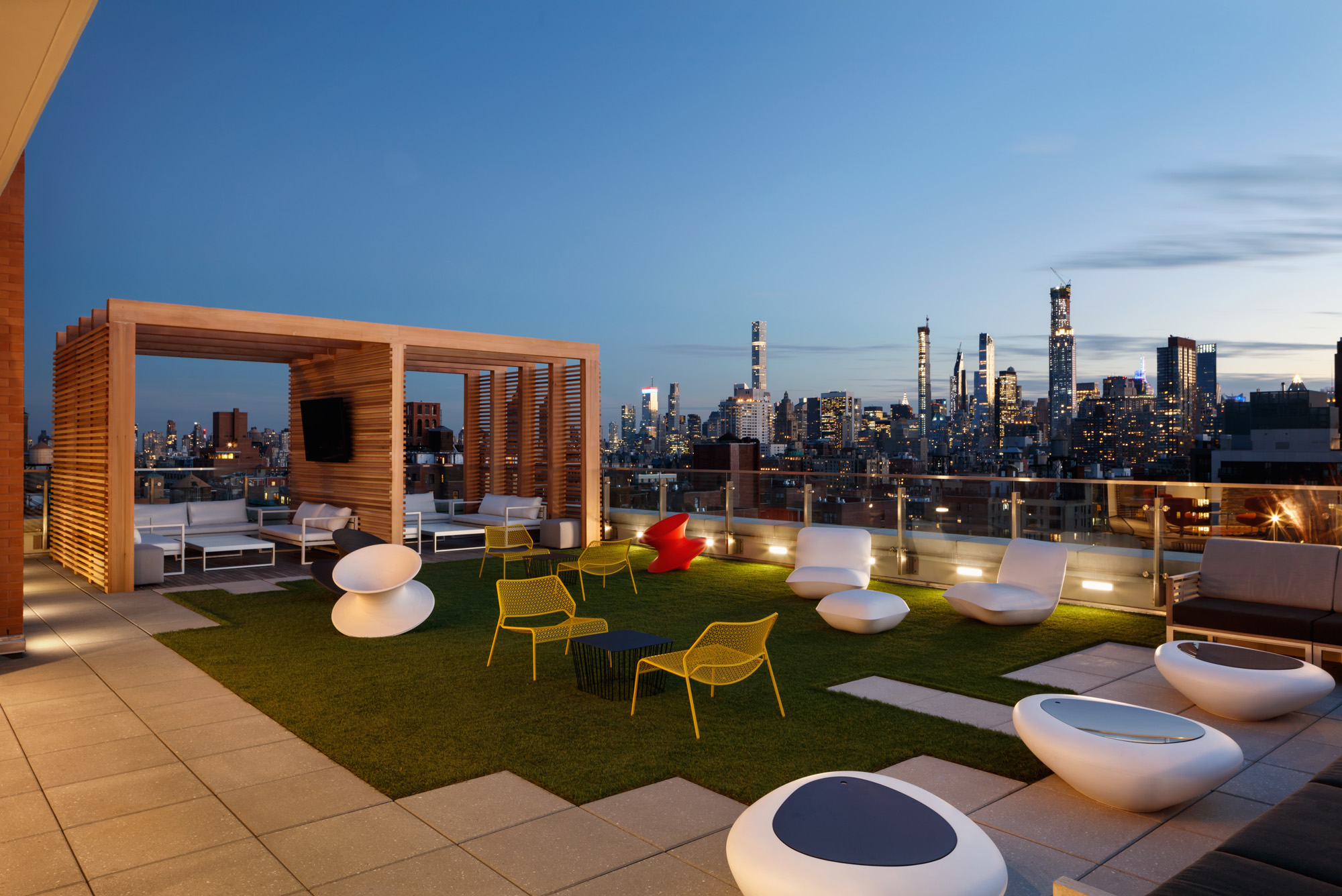 222W80 Roof Deck