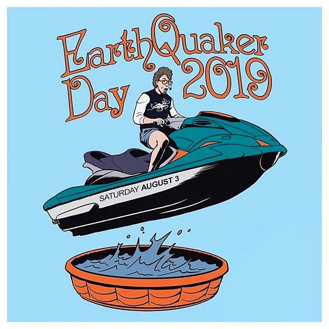 🎶 It's the final countdown do-do-do-do do-do-do-do-do 🎶 TWO MORE DAYS 🎉 See you Saturday at EarthQuaker Day 2019🎸🎶⚡️ Visit smARTStudio's Makers Space to explore a buffet of art making supplies and cultivate your creativity 🐙 @earthquakerdev #EarthQuakerDevices #EarthQuakerDay2019  #Repost @earthquakerdev ・・・ We have some seriously talented musicians and demo artists on EarthQuaker Day this year. Check out the full line up and plan ahead to make sure you get to see who you want to see! Come early and stay all day...  Click the link in our bio to see who's playing!  #earthquakerday #earthquakerday2019 #akron #akronohio #akronmusicscene