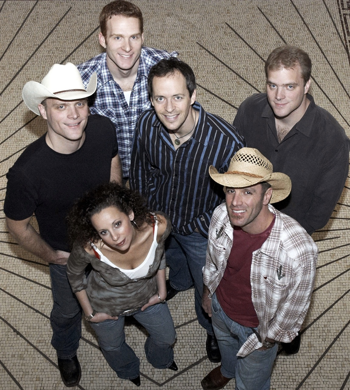 The band's alter ego - the Country Sky Band