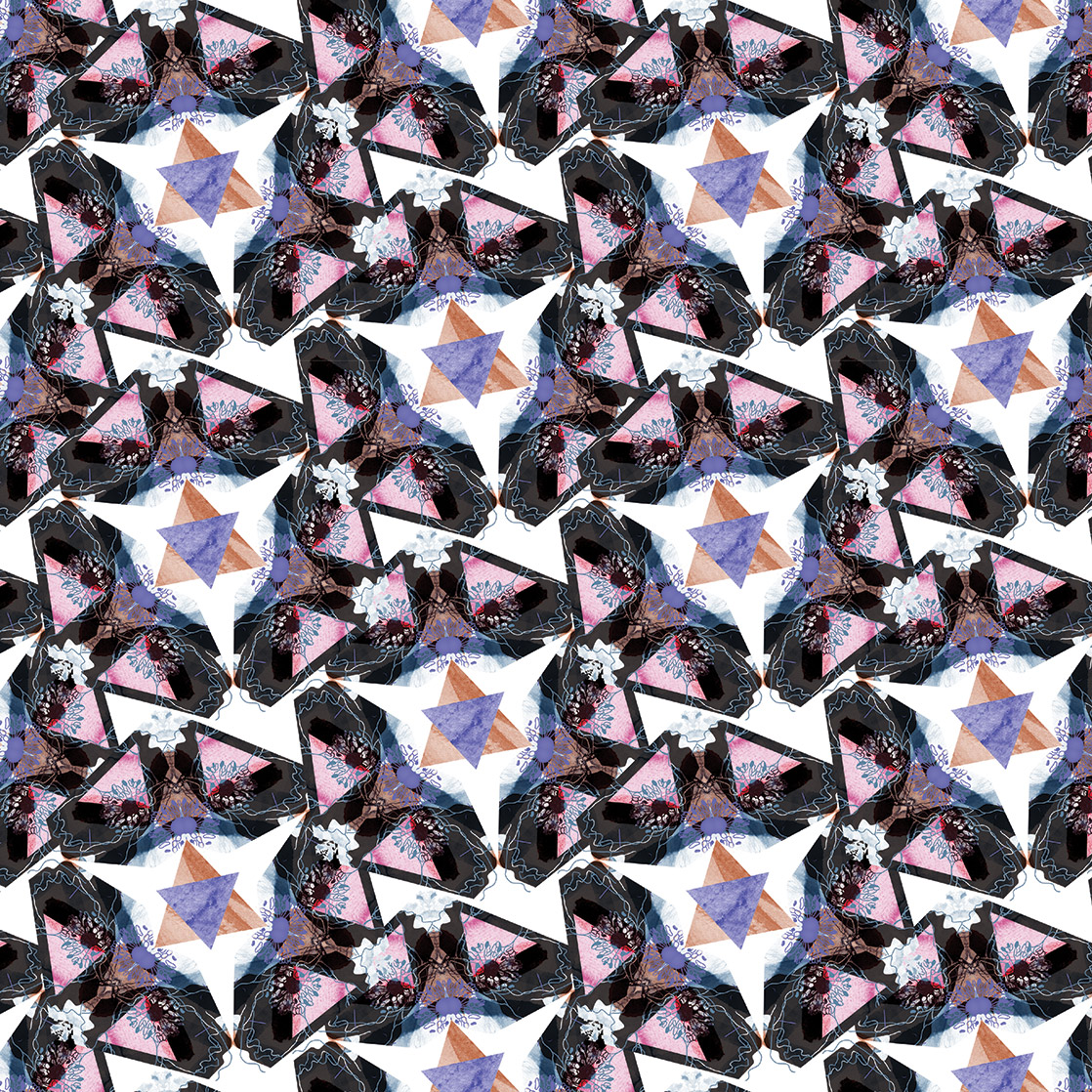 Kaleidoscope – Pattern 6