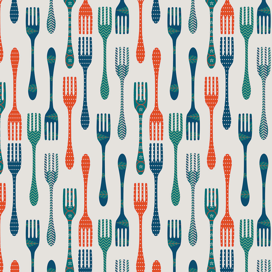 Owl Creek Kitchen - Pattern 12