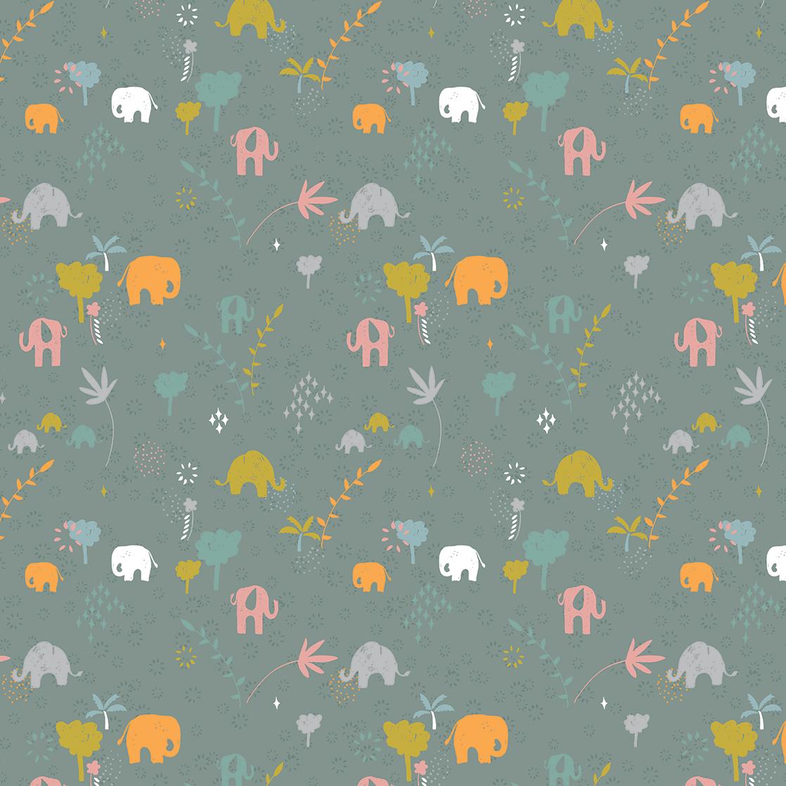 Elephant Stories – Pattern 1