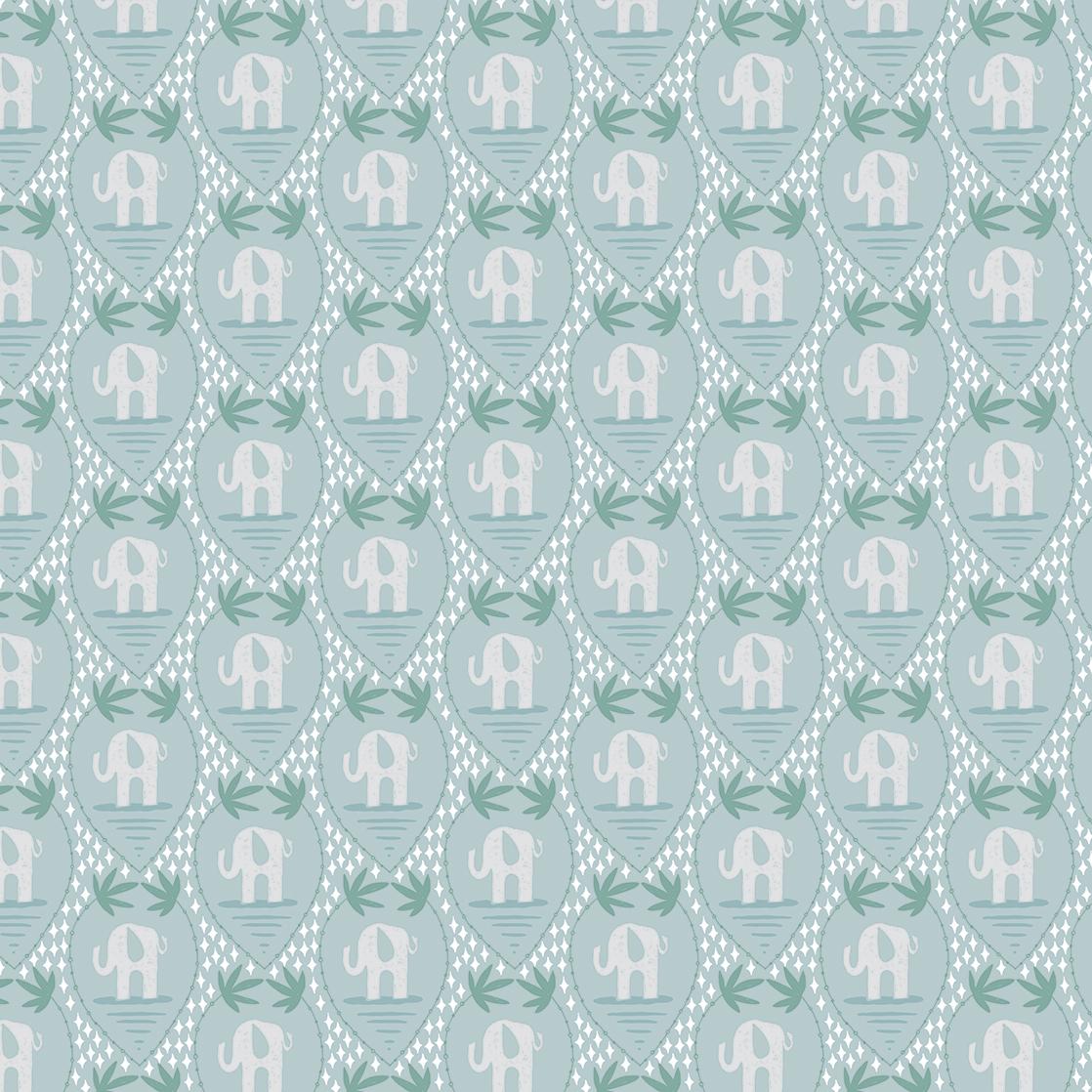 Elephant Stories – Pattern 2