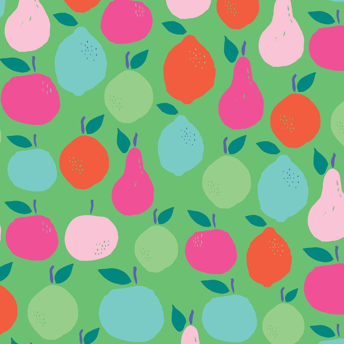 Pink & Inca Pattern 4