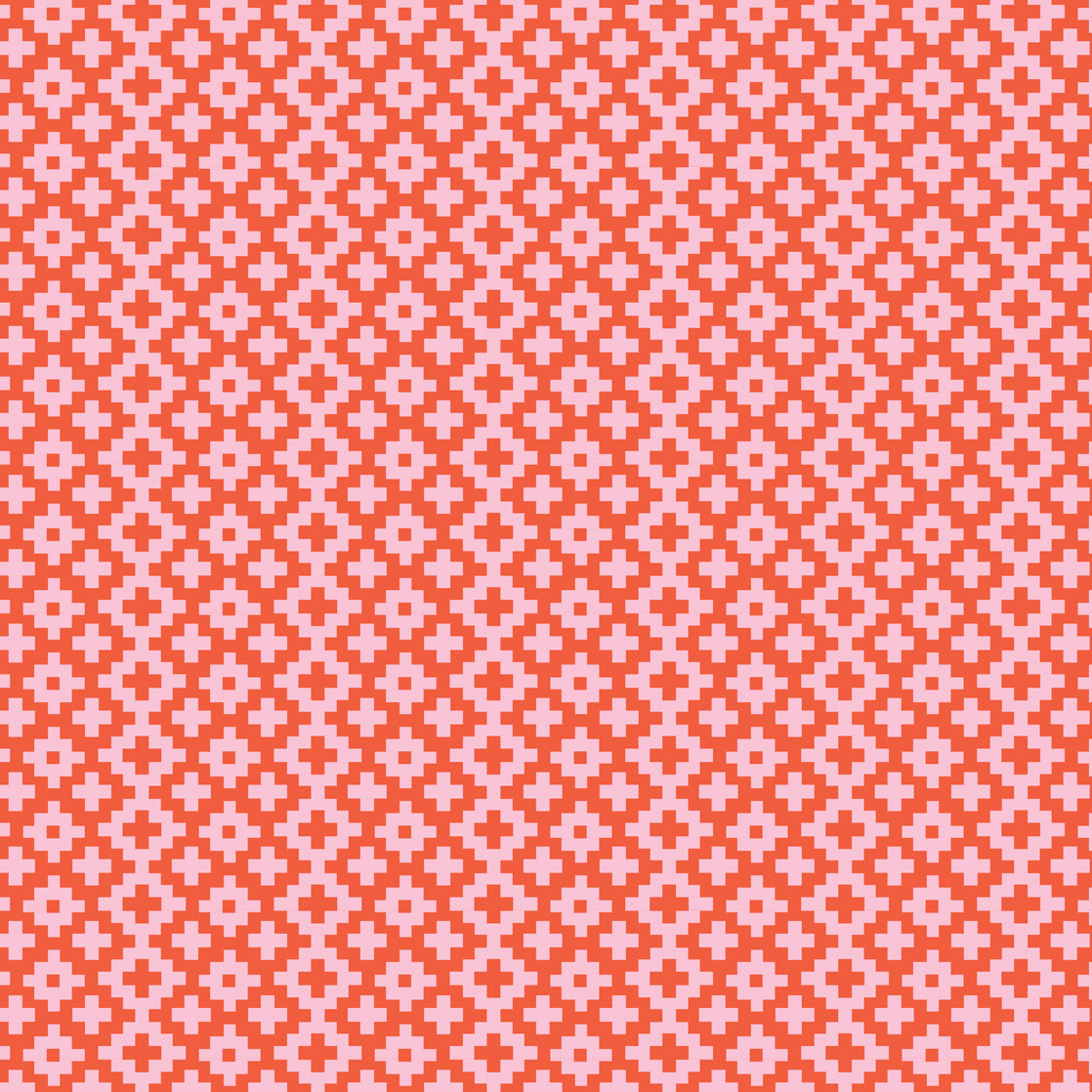 Pink & Inca Pattern 3