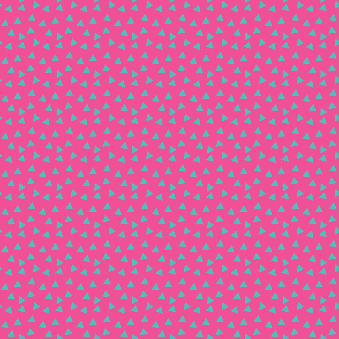 Pink & Inca Pattern 5
