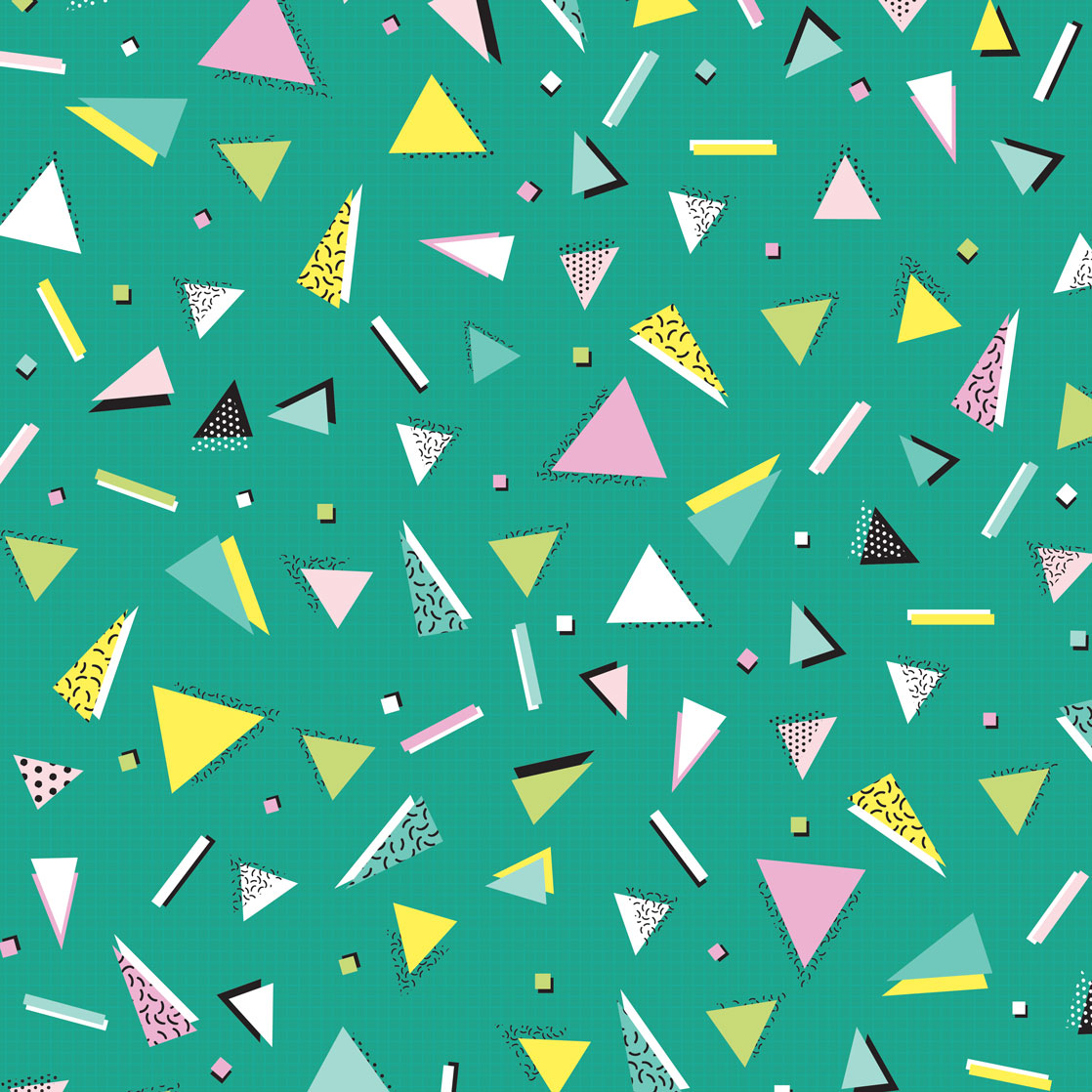 Wipeout Pattern 14