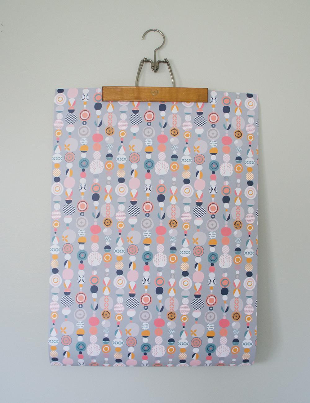JamboreeGeo Gift Wrap Paper Assortment