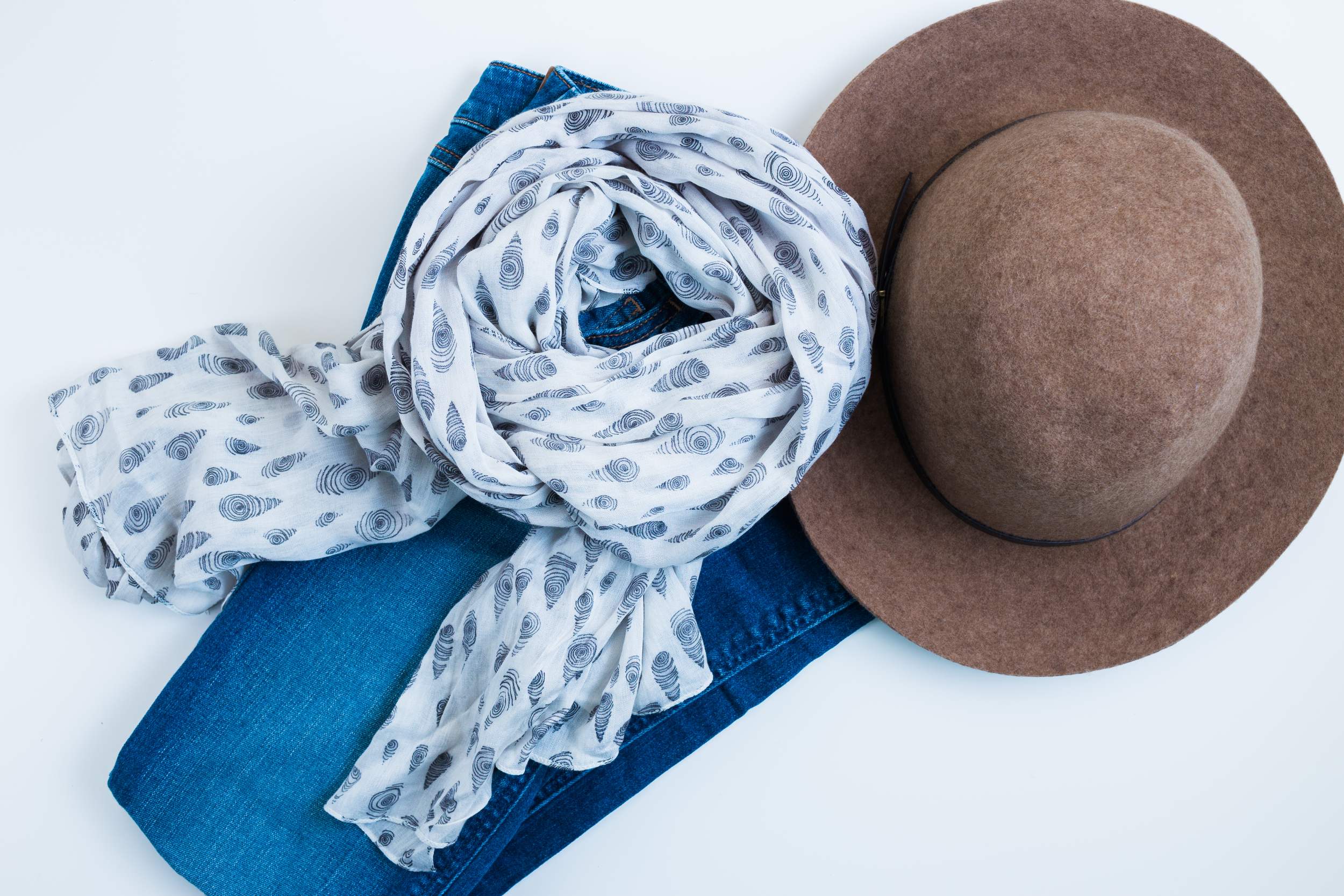 VIDA: Modal Scarves