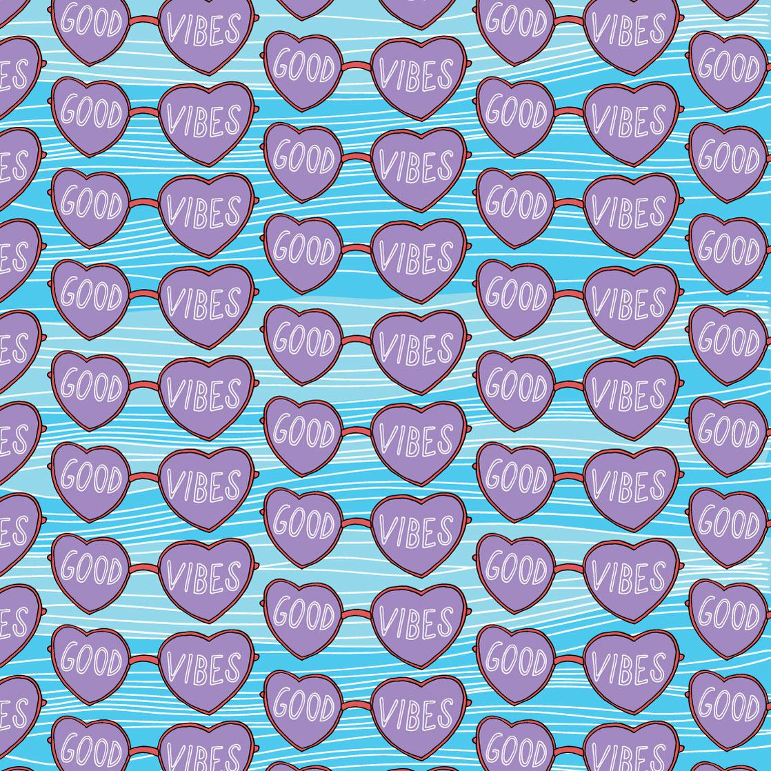 Happy Stuff - Pattern TWO-0001i