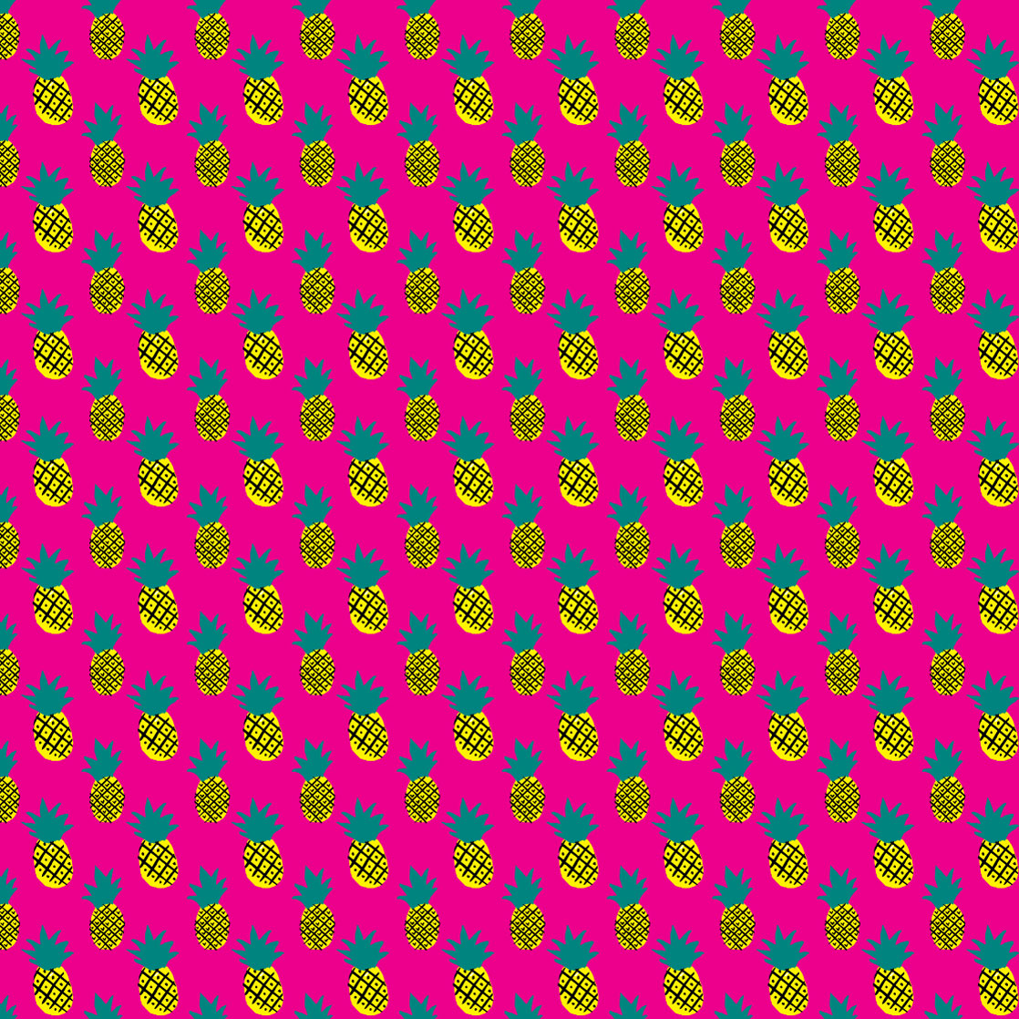 Flock of Pink - Pattern TWO-0002c