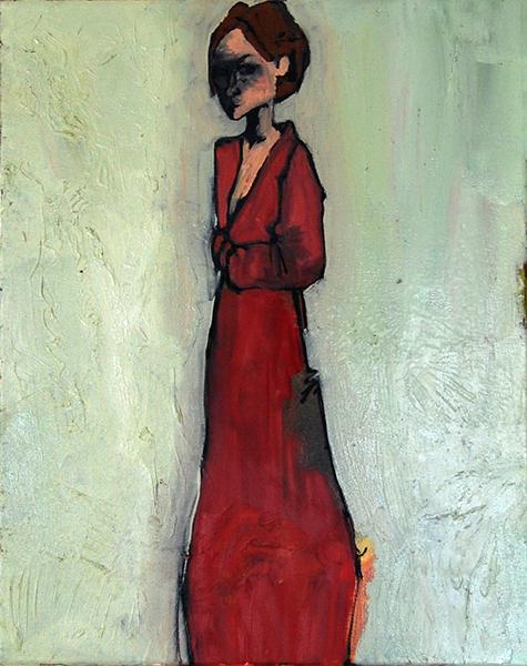 Standing Robe