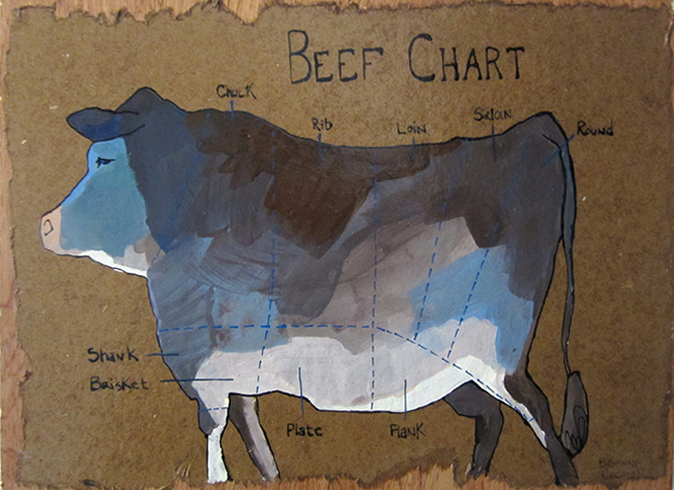 Small Beef-Sold