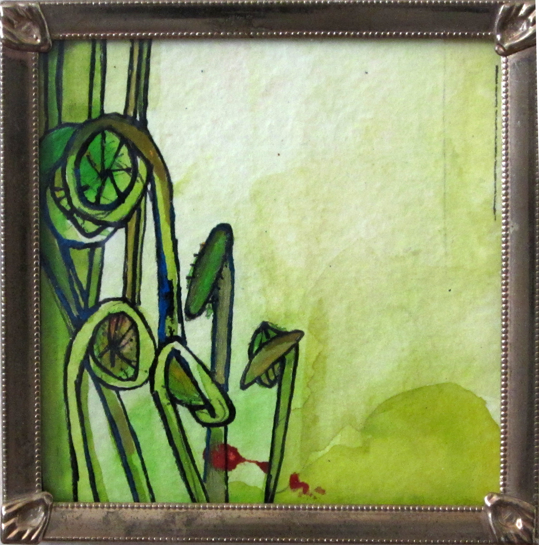 23: Fiddlehead Ferns-Sold
