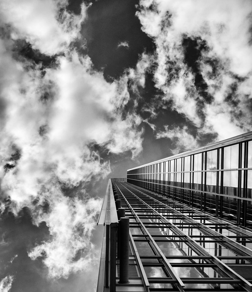 """""""Roller Coaster"""" - 1180 Peachtree Building - Atlanta, GA  USA"""