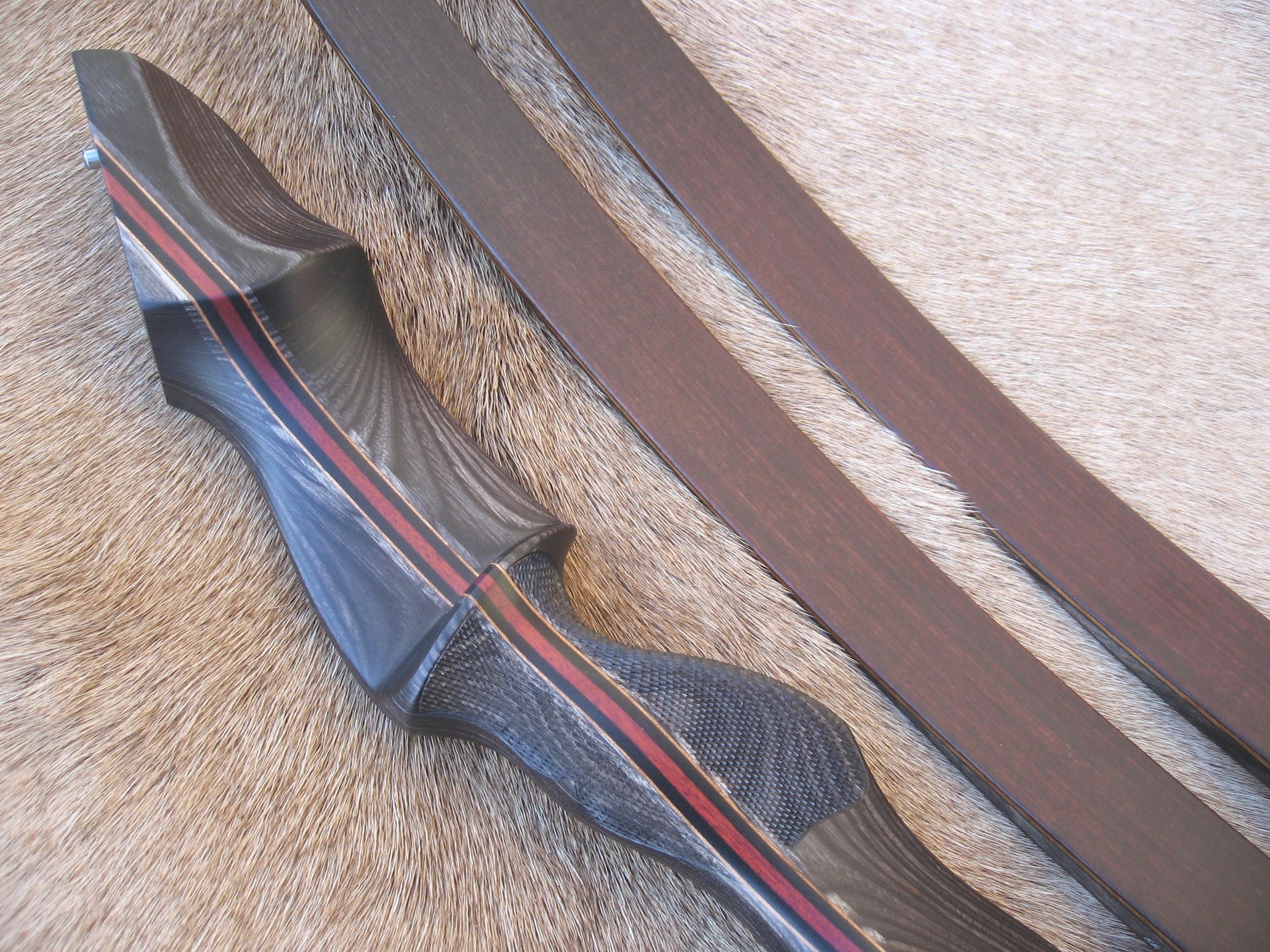 Charcoal Riser- Standard Rswd actionwood limbs