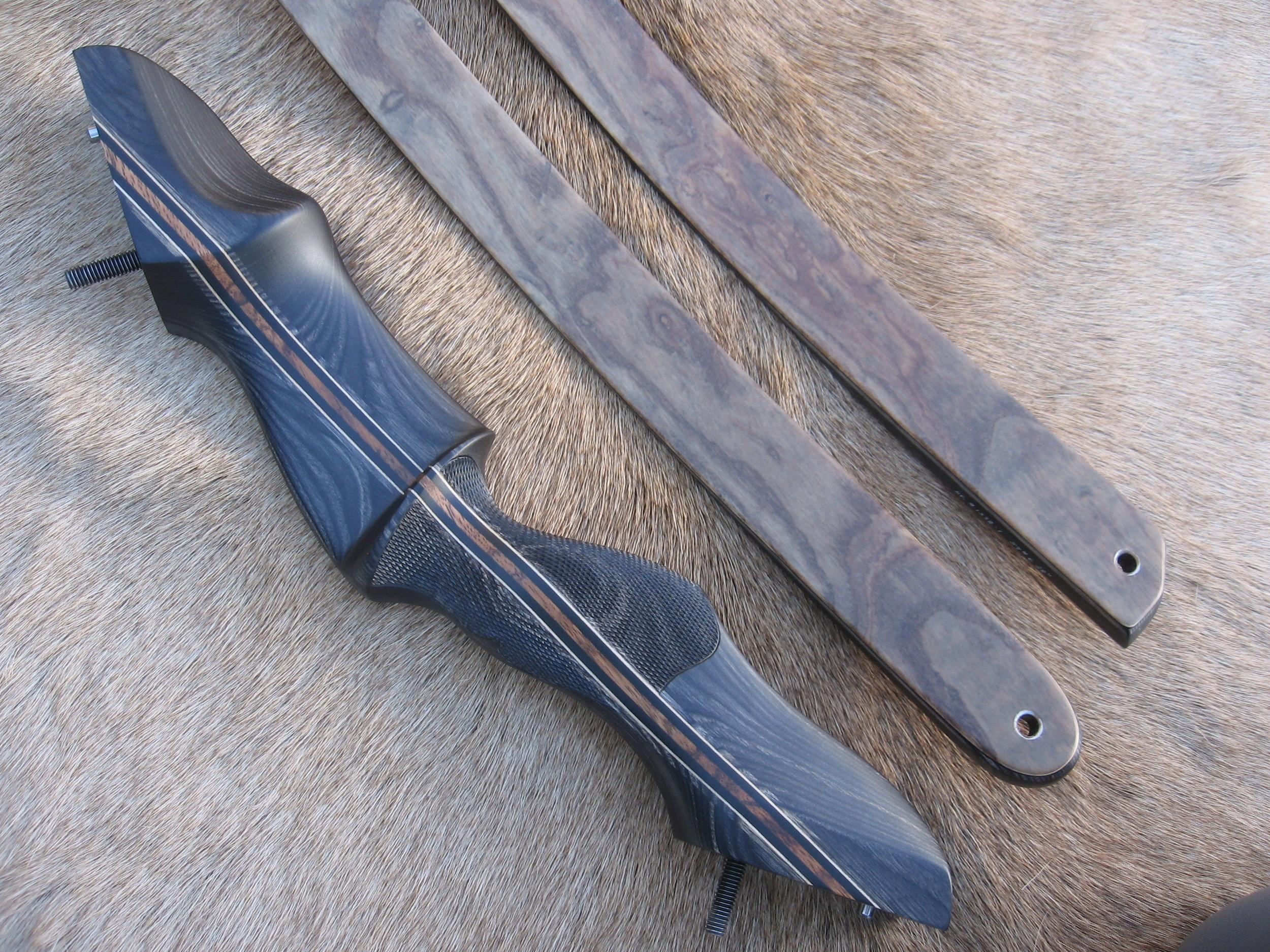 Charcoal Dym Riser- Ash Limbs