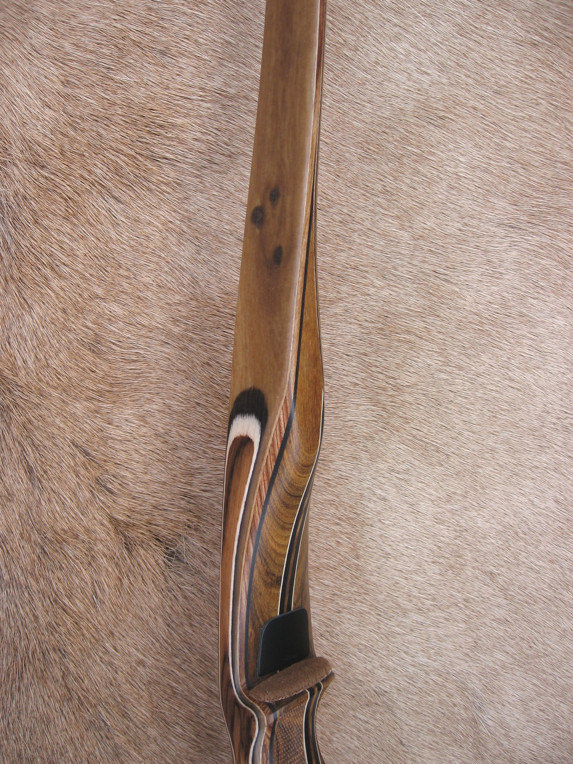 Walnut Dym Riser- Russian Olive Limbs