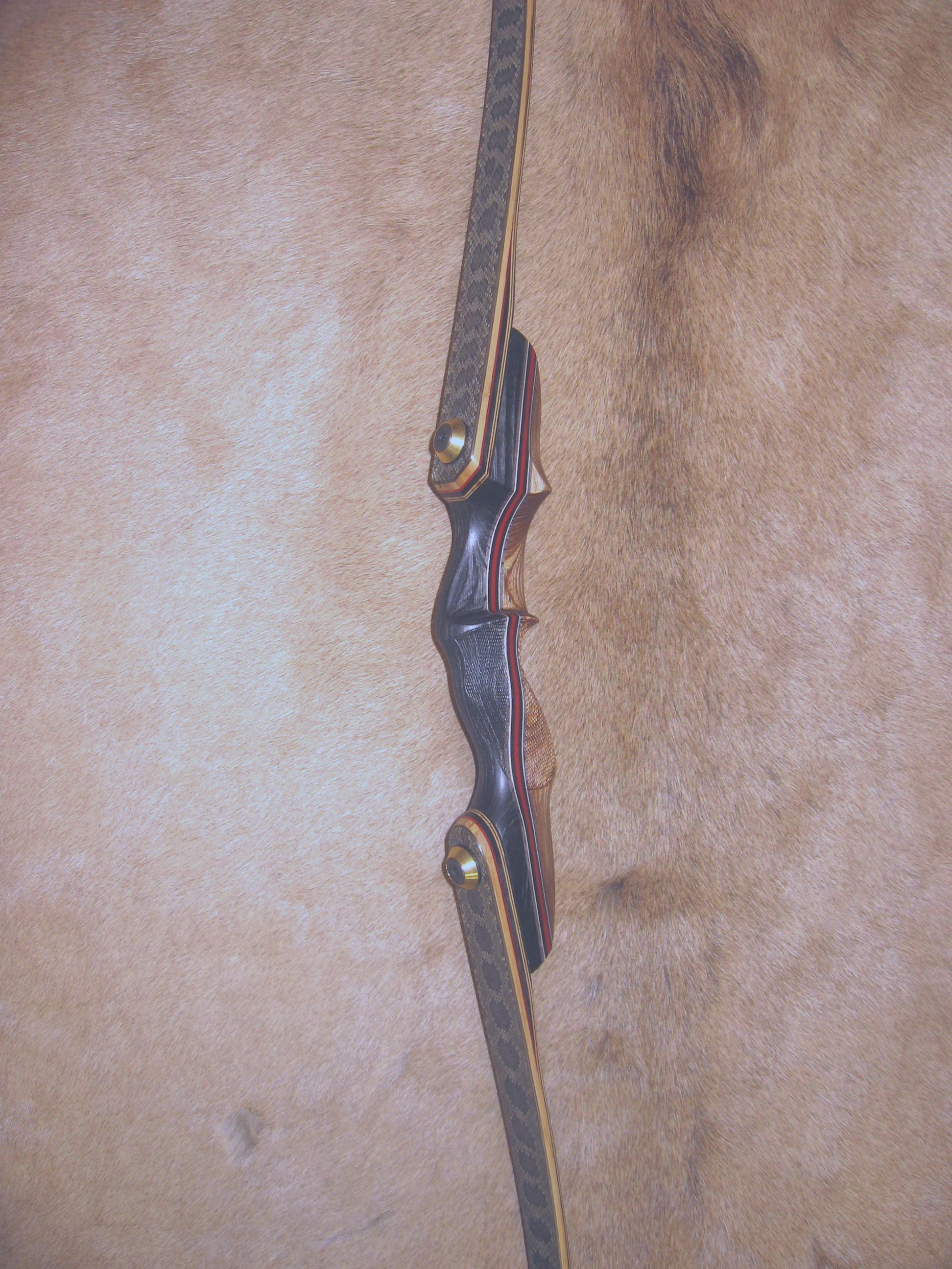 Charcoal Dym Back and Walnut Dym Belly/ Prairie Rattler Skins