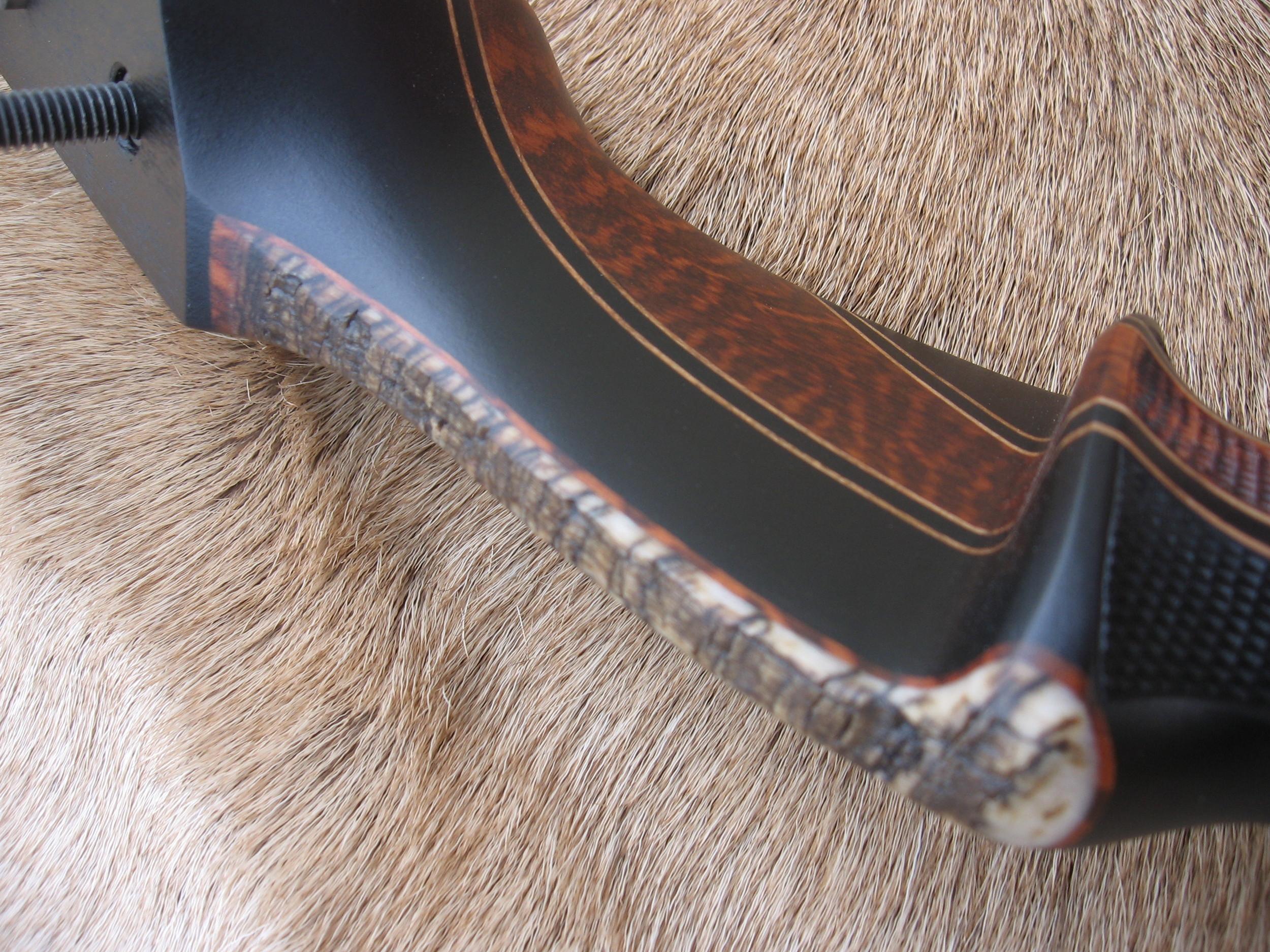 Rough Sheep Horn overlay