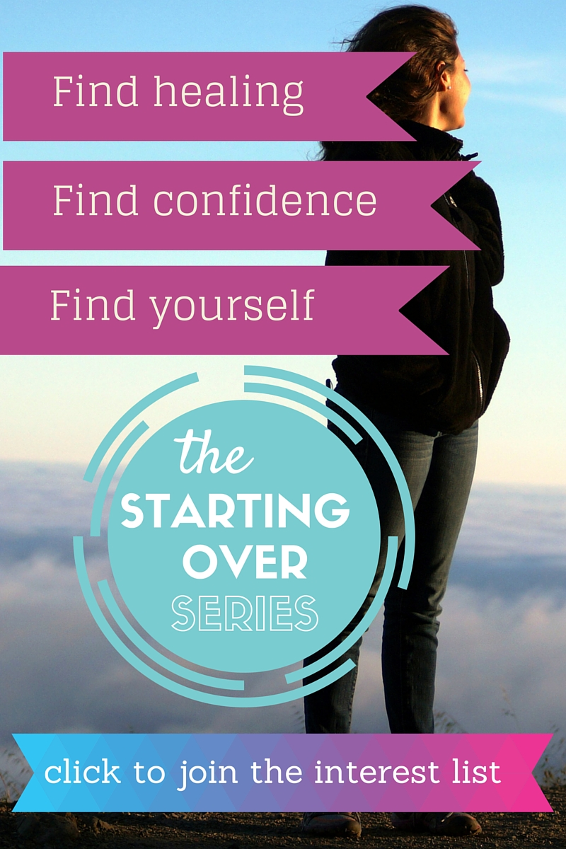 The Starting over Series