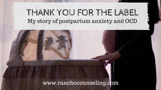 postpartum anxiety and OCD