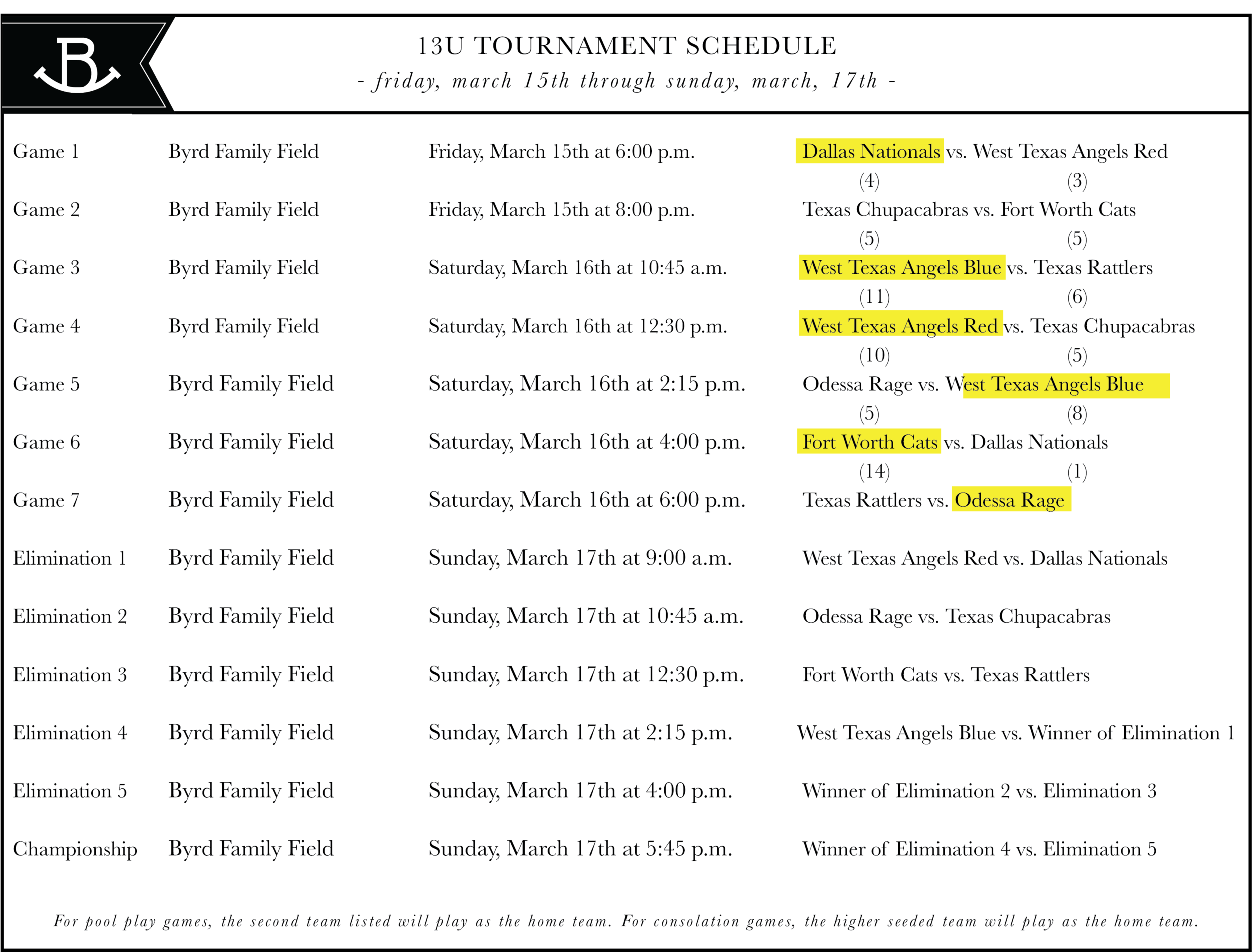 13U Schedule (March 15th - March 17th).png