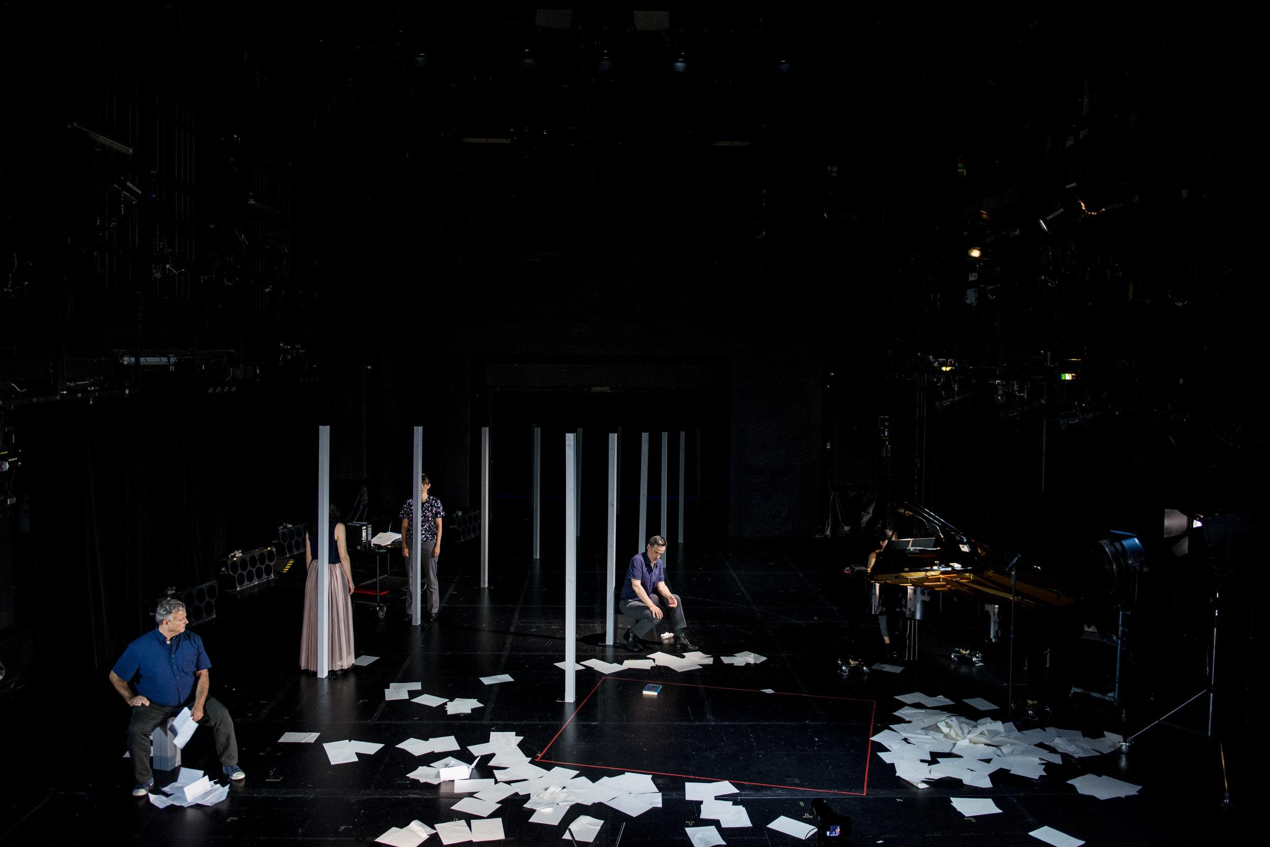 Die Frist ist um - Wagners Holländer im Todestrakt