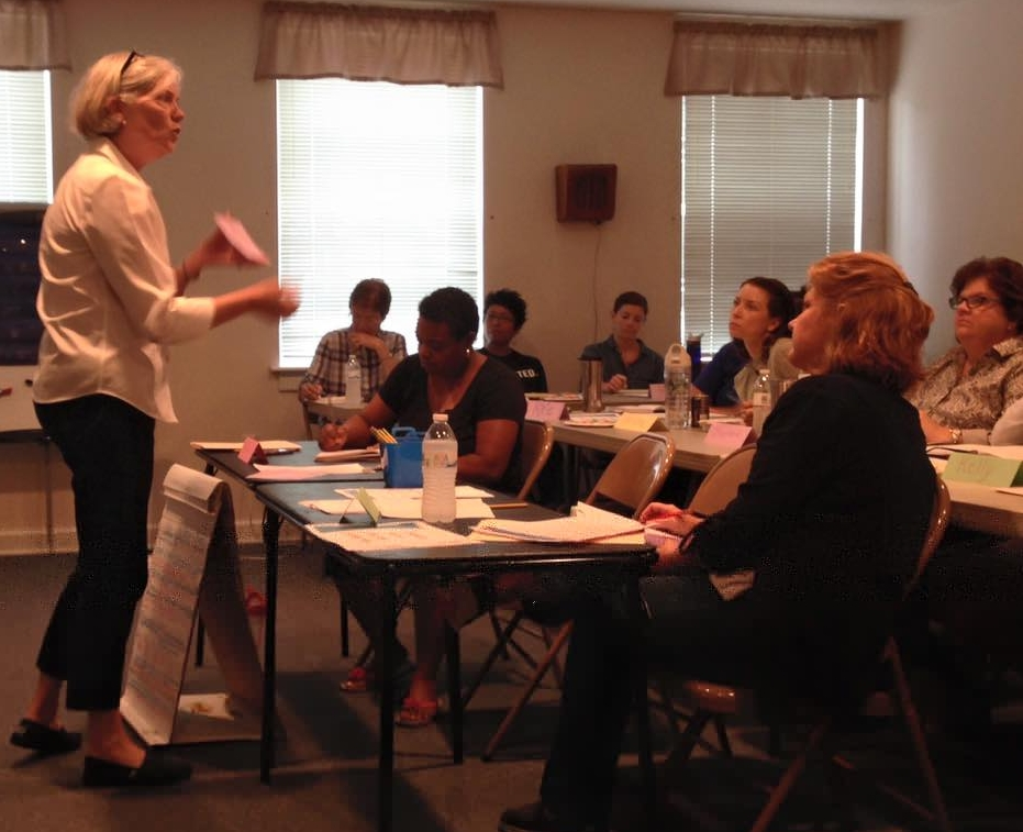 Tutor Eau Claire trains educators, parents and tutors to help struggling readers!