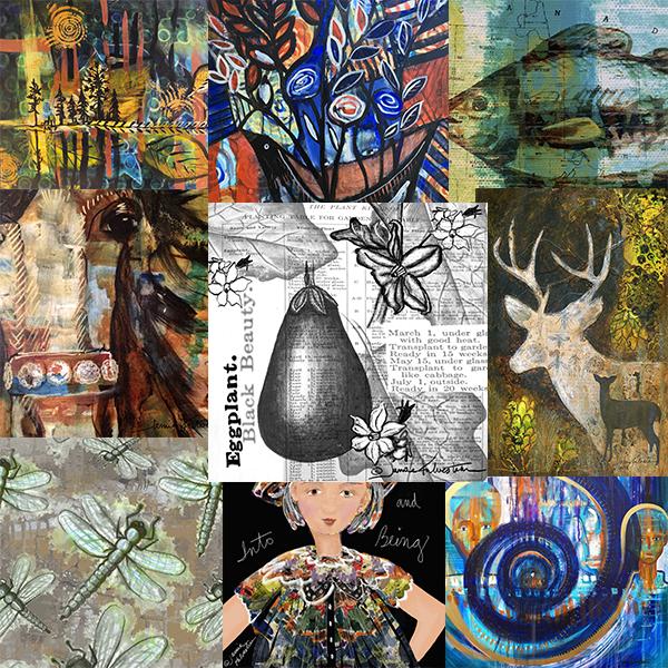 Art Originals & Prints -